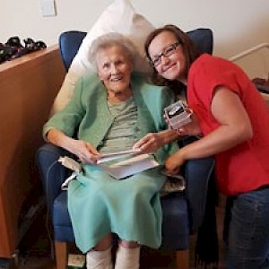 Betty's 103rd Birthday