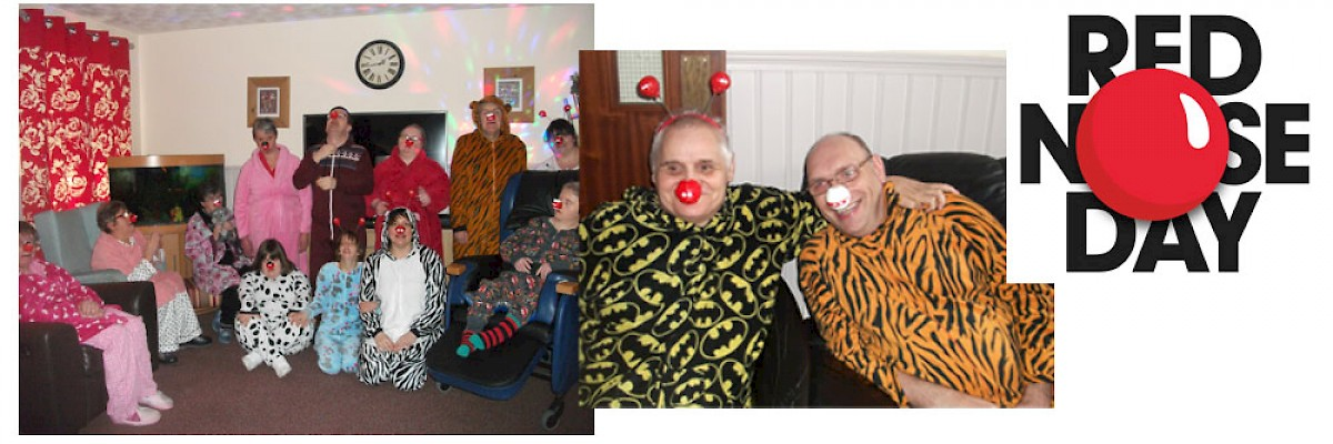 Red Nose Day Celebrations!