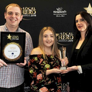 Abbotsford sponsors Kingdom FM Carer of the Year 2018